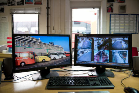 Cctv monitoring on redwing coach-1